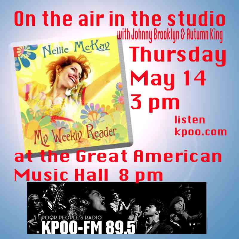 Nellie-at-KPOO